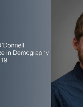 2019 Charles Price Prize in Demography