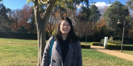 A Minute with Shucai: Profile of a visiting PhD student